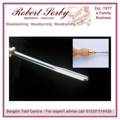 Robert SORBY 217 Robert SORBY 2,5 mm veiner micro carving ciseau