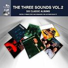 6 Classic Albums Vol. 2 The Three Sounds CD