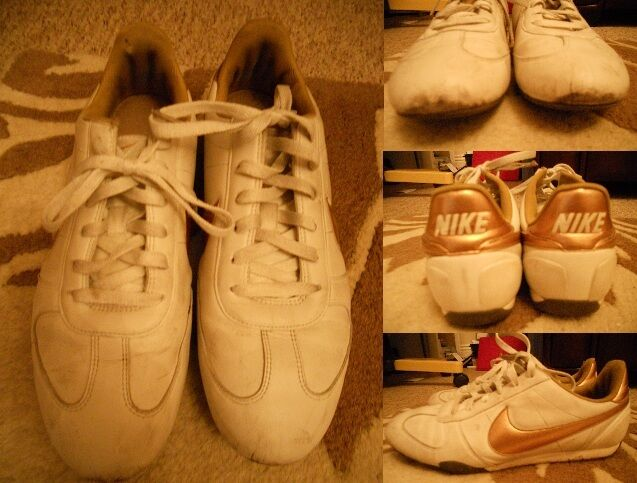 Mr/Ms Nike - White/Gold TICK Trainers used ​​refund Online Shopping buy Speed ​​refund used 2b4032