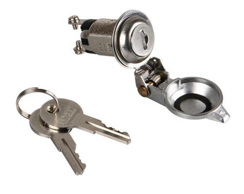45550 Interruttore a chiave 12//24V 10A 1pz