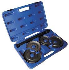 Nuevo 5pc compresor de muelle helicoidal telescópica Kit de herramientas de reparación para Mercedes Benz Coche