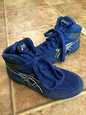 youth size 12 wrestling shoes