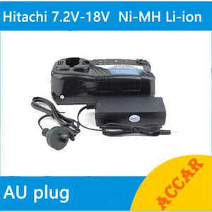 Battery-Charger-for-Hitachi-7-2V-9-6V-12V-14-4-18V-Ni-MH-Li-ion-240V-UC18YRL-OZ