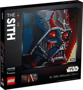 LEGO-Art-31200-Star-Wars-Die-Sith-Mosaik-3-Motive-VORVERKAUF-N8-20