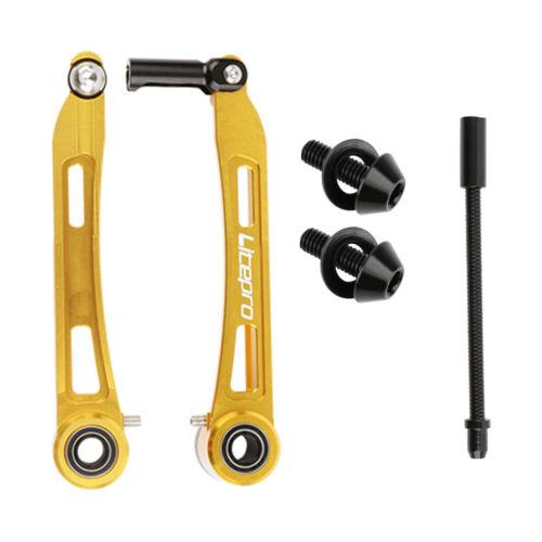 Folding Bike CNC Ultralight V Brake Clamp Long Arm Bicycle Accessories New