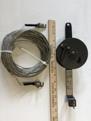 AN//GRA-50 wire RC-432//G Radio CX-7303//G Wire Assembly Long Wire Antenna Dipole