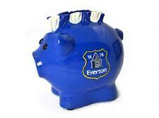 EVERTON MOWHAWK PIGGY BANK  OFFICIAL PRODUCT