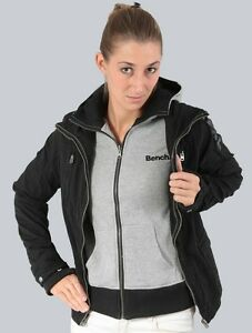 Bench-Jacke-Ubergangsjacke-034-Decidouos-Jacket-034-schwarz-grau-Groessen-S-M