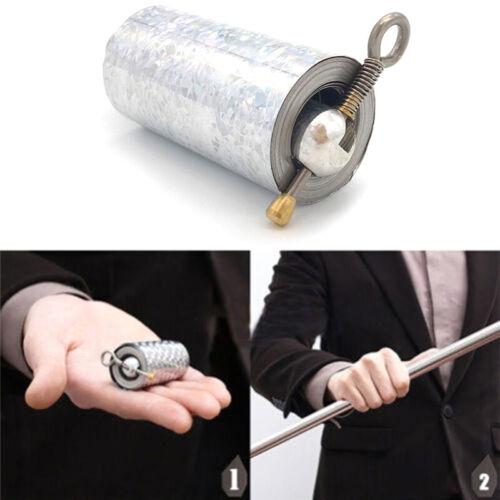 Portable Martial Arts Metal Magic Pocket Bo Staff 110cm New Pocket Magic TrYRUS