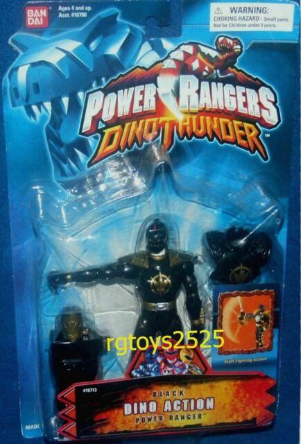 Bandai Power Rangers Dino Thunder Talking Blue Ranger 6