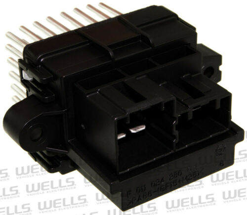 HVAC Blower Motor Resistor WVE BY NTK 4P1594