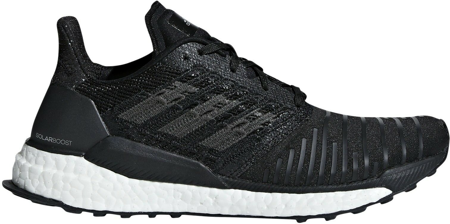 Adidas Solar Boost mujer Running zapatos negro Comfort Cushioned  Distance Traine