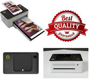 Portable-Photo-Printer-4-x-6-Inch-Instant-Kodak-Dock-and-Wi-Fi-Premium-Quality