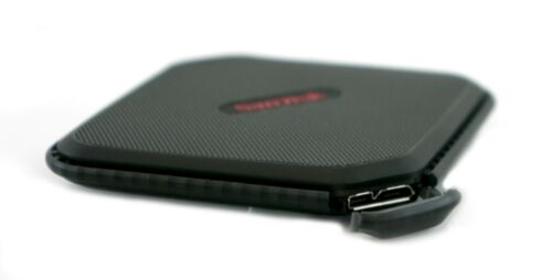 NEW SanDisk Extreme 500 Portable SSD 240GB Drive USB 3.0 SDSSDEXT-240G-G25