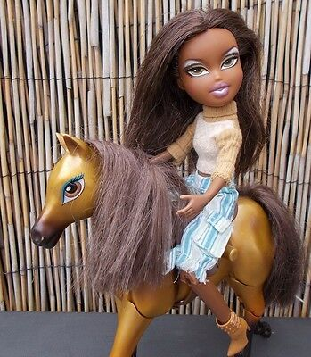 Bratz Doll and Pony