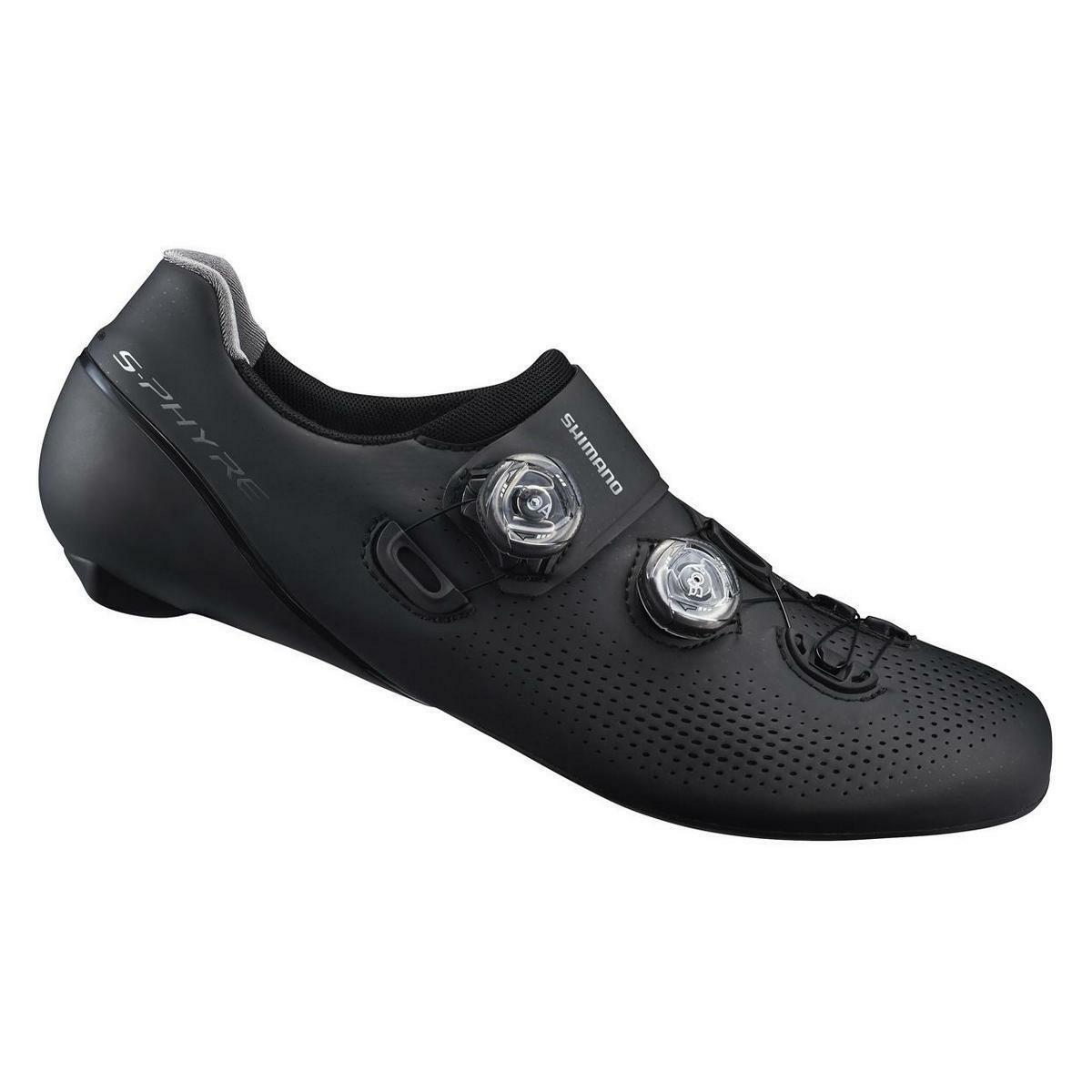 scarpe strada s-phyre rc9 sh-rc901el wide size nero SHIMANO scarpe bici