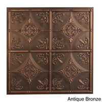 Basilica Ceiling Tile (set Of 10)