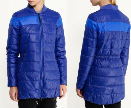 victory New Size £98 uk pockets Sport Jacket Nike Padded 8 Women's 10 S winter wrRq8wH