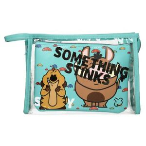 Disney Authentic Womens Zootopia Finnick Popsicle Coin Purse Fashion Bag