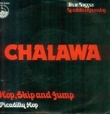 "7"" Chalawa/Hop Skip And Jump (Belgium) Red Vinyl"