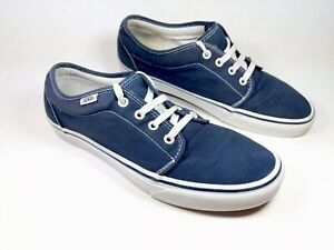 Baskets Vans Uk Marine En 9 Toile axZ1fBq