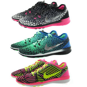 new product 1581c c721b Image is loading Nike-704695-Womens-Free-5-0-Training-Fit-
