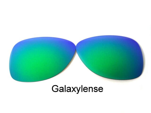 03f18279bd Frequently bought together. Galaxy Replacement Lenses For Oakley Crosshair  S Sunglasses Green Polarized