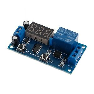 New-DC-12V-Digital-Display-Trigger-Cycle-Time-Delay-Relay-Module-Board
