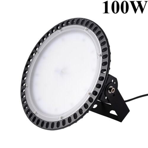 LED High Bay Light 100W 200W 300Watt DayLight  Super Bright Warehouse Floodlight