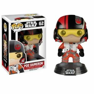 Poe-Dameron-Star-Wars-Funko-POP-Vinyl-Collectable-Figure