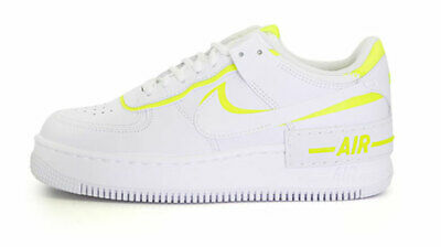 Air Force 1 Shadow White Lemon Clearance Shop Nike air force 1 'shadow' trainers. lamptime
