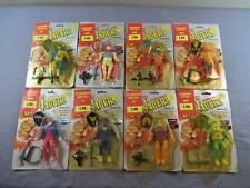 1984 Remco Archie Comics The Mighty Crusaders Complete Set of 8 Carded Figures