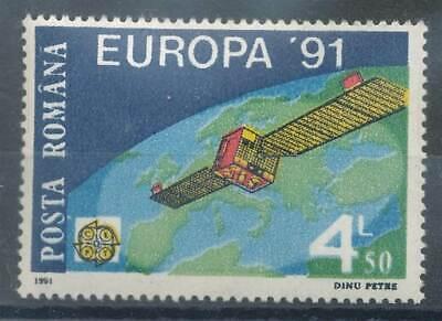 Briefmarken Flight Tracker 280538 Rumänien Nr.4953** Europa Cept Raumfahrt Sateliten