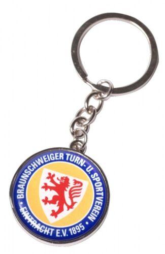 Anhänger Keychain BTSV pl Eintracht Braunschweig Schlüsselanhänger Logo rund