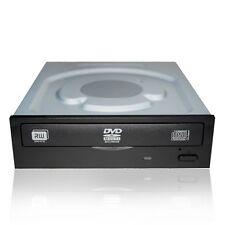 NEW LITEON 24x BLACK SATA DVD DUAL LAYER OPTICAL DESKTOP DRIVE WRITER IHAS124-14
