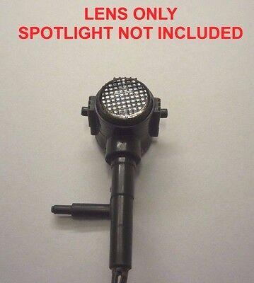 CUSTOM RED Grid Lens for GI Joe Spotlight fits Cobra Moray Hydrofoil search