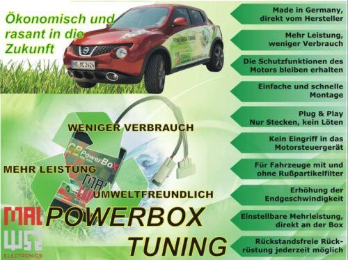 VW Polo 1.2 TDI  75 PS Chiptuning Box