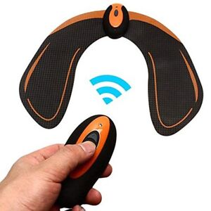 ecb630b20 Image is loading USB-Rechargeable-Intelligent-Hip-Trainer -Buttocks-Lifting-Body-