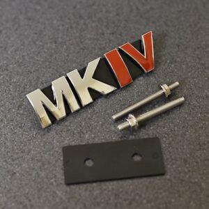 MKIV-Grill-Emblem-Badge-Decal-Sticker-MK4-Mark-4-Logo-Front-VW-Seat-Skoda-G