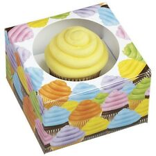 Cupcakes Single Cupcake Treat Boxes 3 ct from Wilton #2375 - NEW