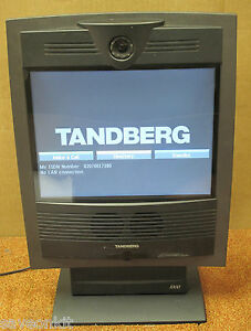 tandberg 1000 mxp 12 1 lcd tft video conference monitor p n ttc7 rh ebay ie tandberg 1000 mxp user manual Tandberg 1000 Setup