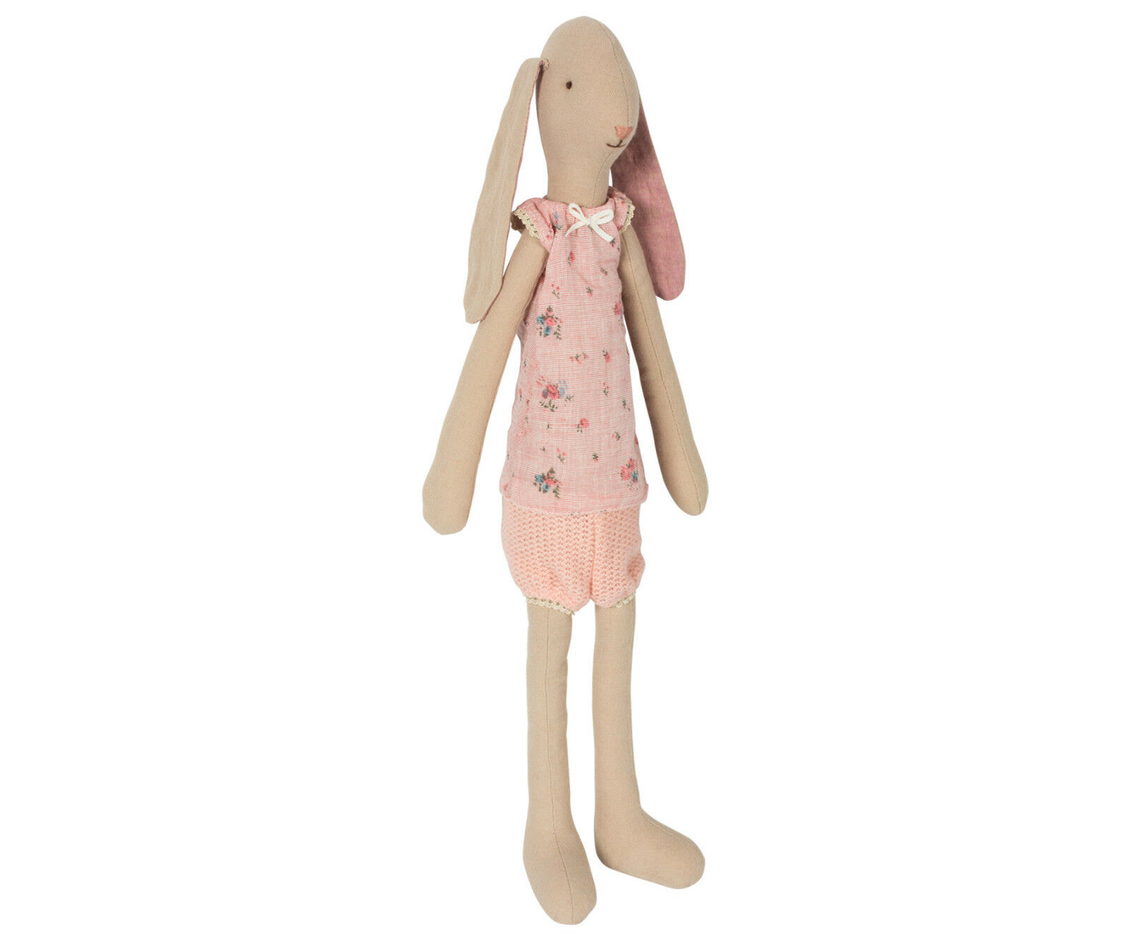 Maileg Bunny Maxi Girl hellbraun light Hase ready to dress NEU Schlappohr