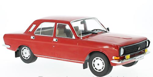 MCG 1985 Volga M24-10 Red color in 1 18 Scale New Release