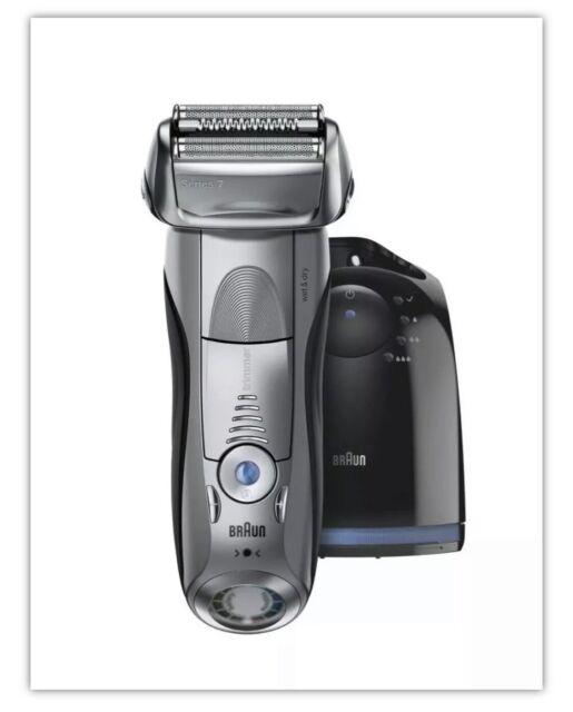 Braun Rasierer Series7 7899cc + 1 Reinigungskartuschen