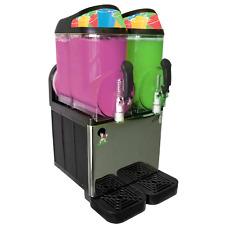 New Margarita Girl Double Bowl Full Size Margarita Slush Frozen Drink Machine