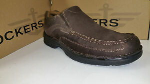 Image is loading Dockers-Melvane-Light-Weight-Flexible-Durable-Outsole-Dark-