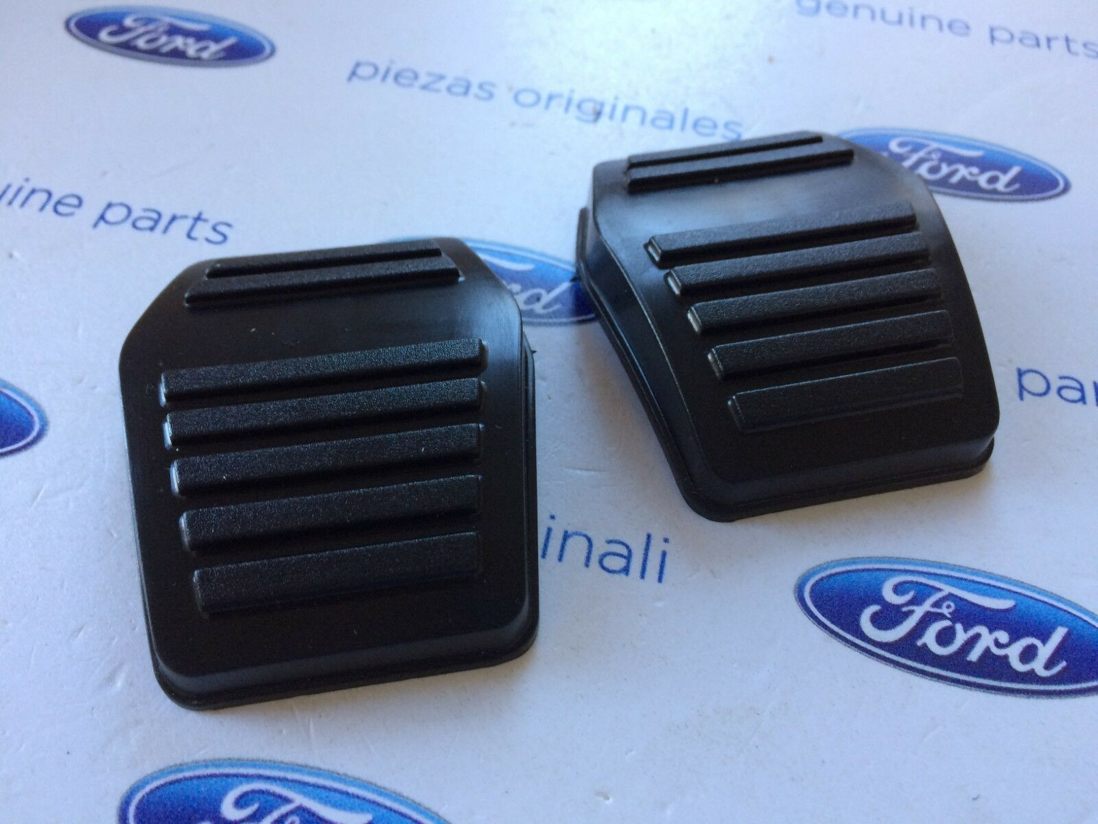 Brake Pedal Rubber 6168375 New Genuine Ford Clutch