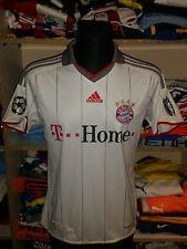 FC Bayern München Trikot 2009/2010 Champions League 176cm/ S shirt Jersey (f601)