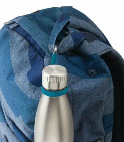 Joie Silicone Ring Carabiner Clip Reusable Water Bottle Holder Fits Most Sizes