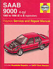 Saab 9000 (4-cylinder) Service and Repair Manual by A. K. Legg, Spencer Drayton (Hardback, 2001)
